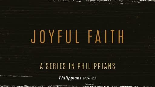 Joyful Faith