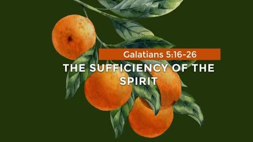 Galatians - Week 20 - 5:16-26