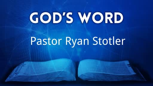 Tuesday 5/29/18 - Developing Your Spiritual Gifts