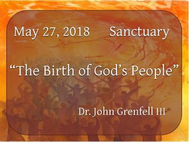 May 27, 2018 - Sanctuary