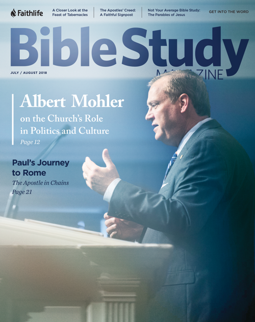 Bible Study Magazine—July–August 2018 Issue