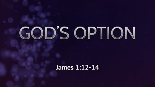 194 - God's Option - Sunday AM