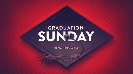 """ Don't Cut Corners "" ( Graduation Sunday )"