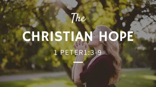 The Christian Hope