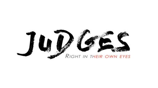 Judges Part 1