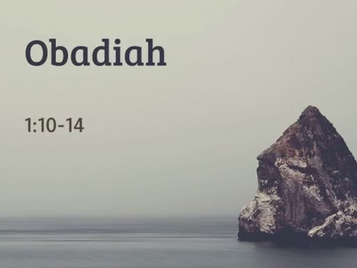 Obadiah (4)