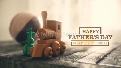 Nostalgic Father's Day