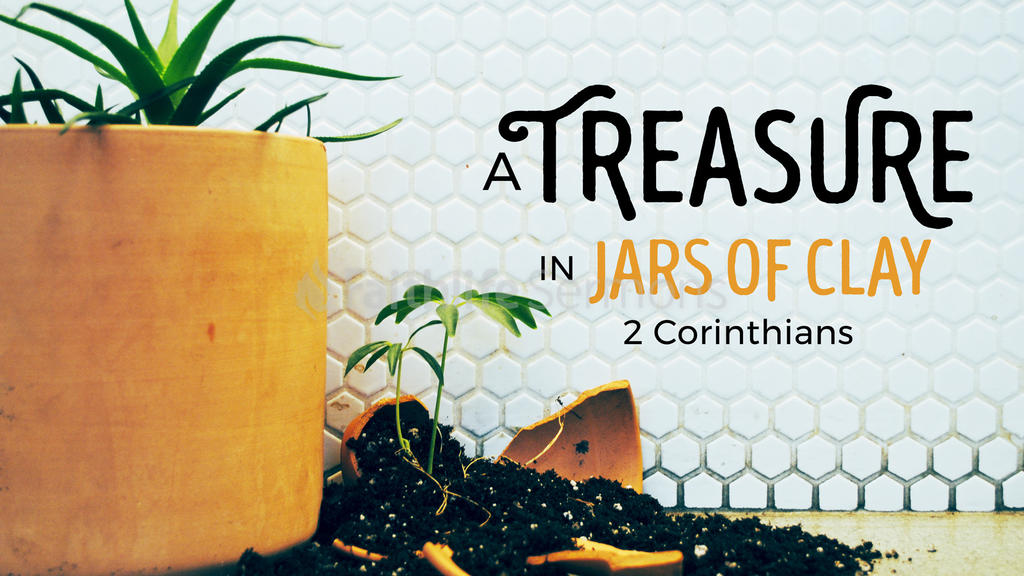 A Treasure in Jars of Clay large preview