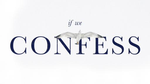 If We Confess