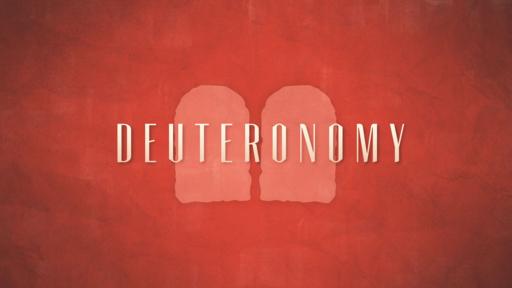 Deuteronomy 27-34