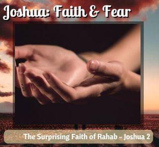 The Surprising Faith of Rahab