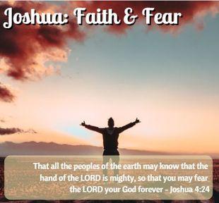 Joshua Fought the Battle at Jericho