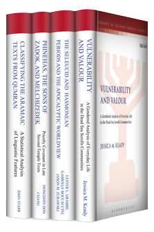 The Library of Second Temple Studies: 2016-2017 (4 vols.)