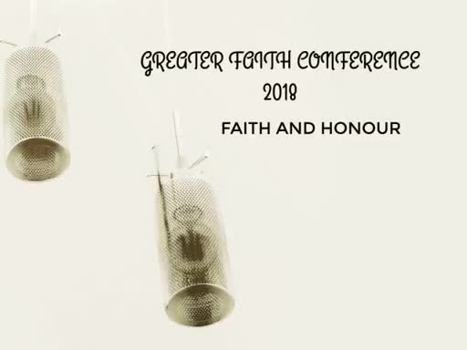 GFCW- FAITH AND HONOUR