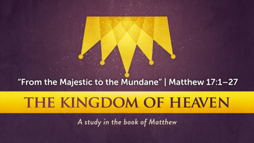 """""""From the Majestic to the Mundane"""" 