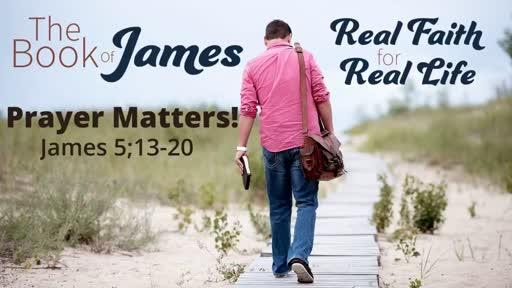Prayer Matters!