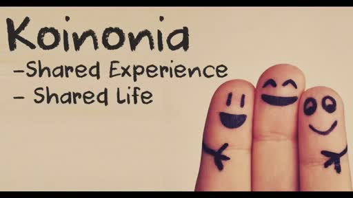 Fellowship-Koinonia