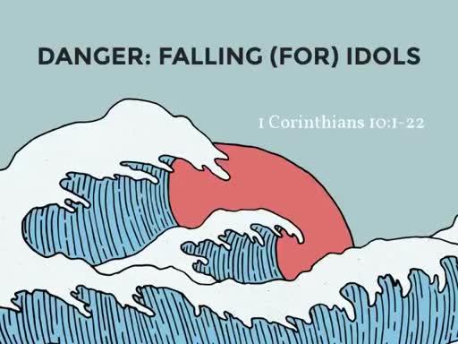 1 Corinthians 10:1-22