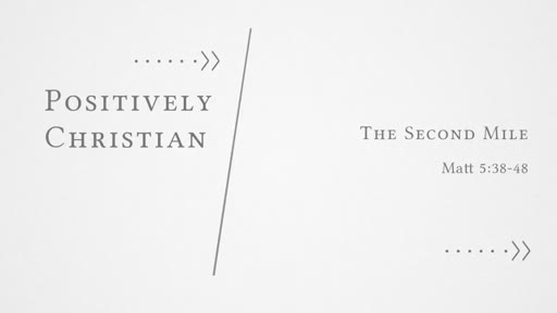 Positively Christian