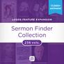 Sermon Finder Collection (236 vols.) (17,000+ sermons)