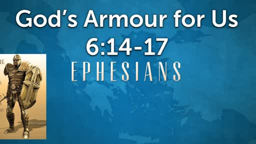 God's Armour for Us