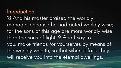 Christians should be worldly wise