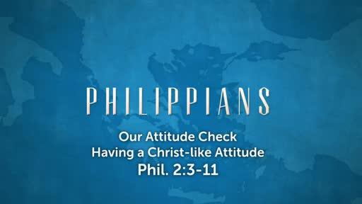 Christ-like Attitude