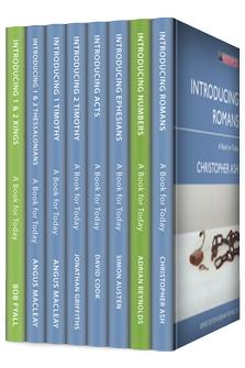 Christian Focus Bible Introductions (8 vols.)