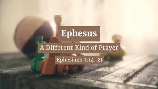 Ephesus: A Different Kind of Prayer