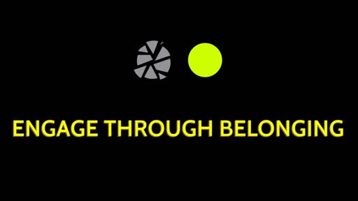 Engage - Through Belonging