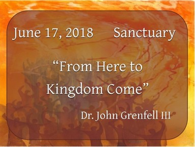 June 17, 2018 - Sanctuary