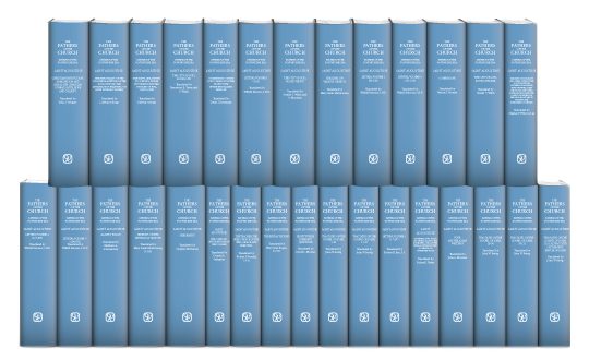 Fathers of the Church: St. Augustine (30 vols.)