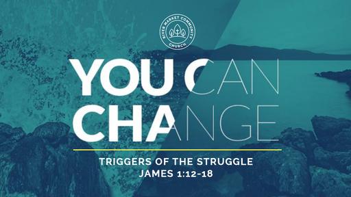April 22, 2018 - Triggers of the Struggle | James 1:12-18