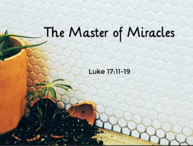 The Master Of Miracles