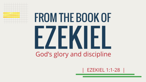 From the book of Ezekiel