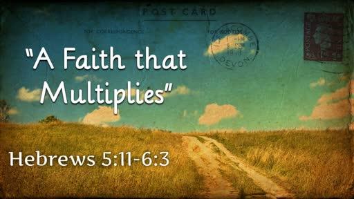 A Faith that Multiplies