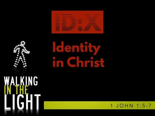 ID:X 9 - Walking in the Light