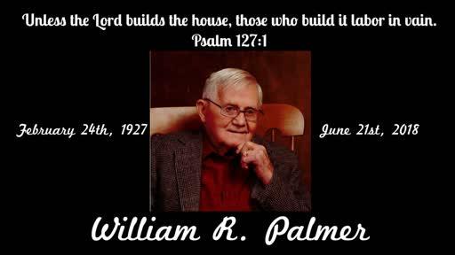 Bill Palmer Funeral