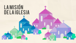 The Mission of Church la misión de iglesia 16x9 PowerPoint Photoshop image