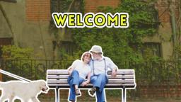 Love Your Neighborhood welcome 16x9 PowerPoint Photoshop image