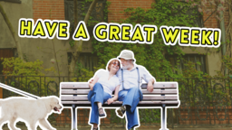 Love Your Neighborhood have a great week 16x9 PowerPoint Photoshop image