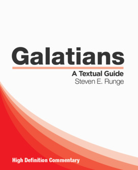 High Definition Commentary: Galatians