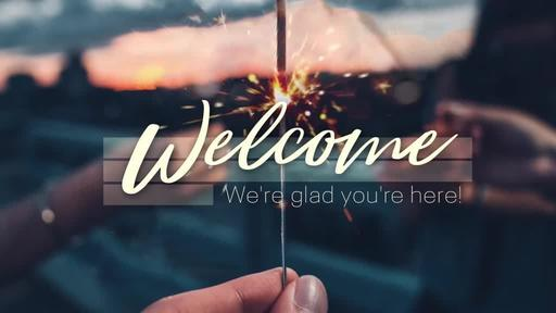 Summer Sparklers - Welcome
