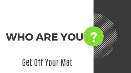 Get Off Your Mat