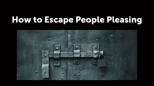 Escaping People Pleasing