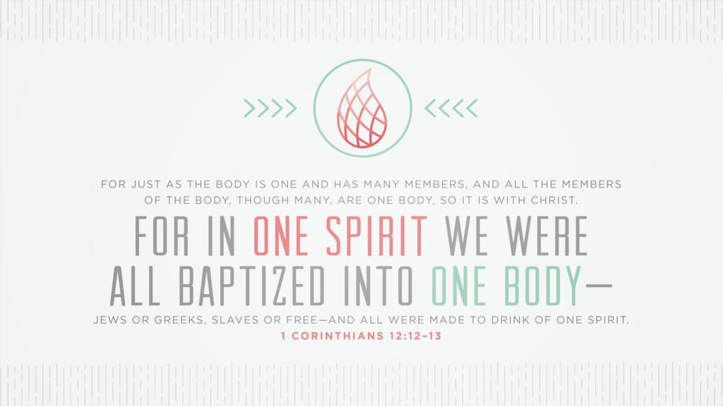 1 Corinthians 12:12–13 large preview