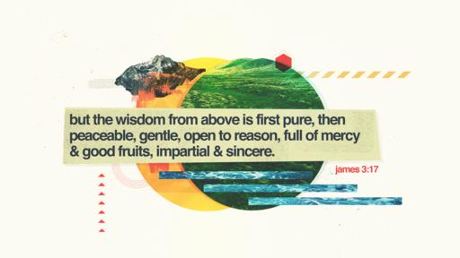 James 3:17 verse of the day image