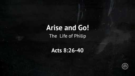 Arise and Go! Part 2
