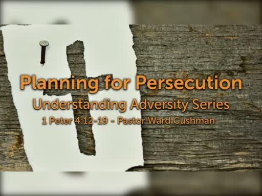 Planning for Persecution