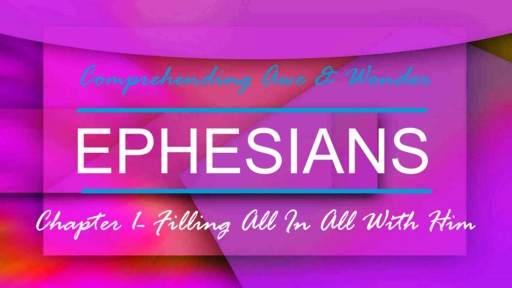 Ephesians 3- Making Mysteries Known 7-1-18 Sunday AM